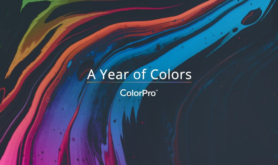 """H ViewSonic ανακοινώνει την παγκόσμια καμπάνια """"A Year of Colors"""""""